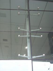 Airrail 1 Fernbahnhof Frankfurt gebo-Spider und Halter AK A 60