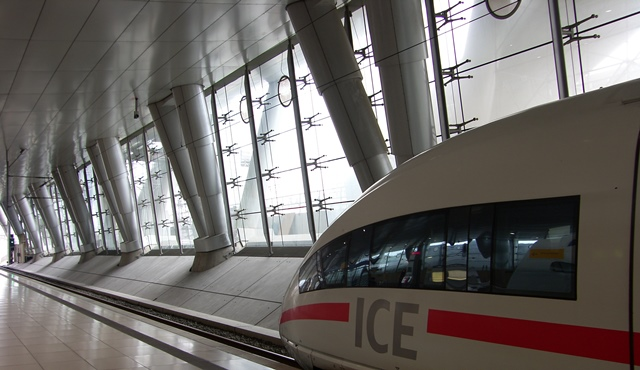 Airrail Squaire Frankfurt gebo