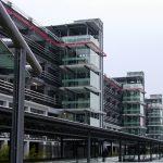 Aufzüge Parkhäuser Flughafen Stuttgart gebo-Punkthalter AK C 31/50 T5 1