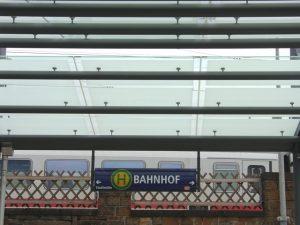 Bahnhof Andernach-gebo Punkthalter-AK-A-70-V