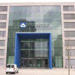 gebo Campus Hochtief Frankfurt