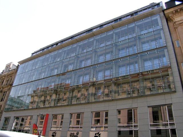 Fassadensanierung gebo Sonderpunkthalter ZK CA 48/75