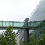 Glasbrücke Dorotheenblöcke Berlin gebo 1