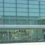 Flughafen CGN gebo Sonderklemmhalter
