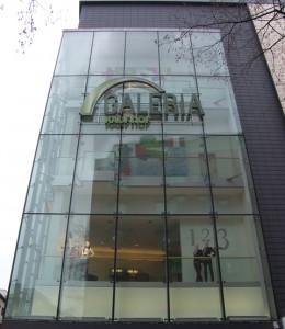 Galeria Kaufhof Mannheim gebo Halter ZK CI 46/70 2