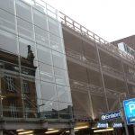 Parkhaus am Dom Aachen gebo-Tellerhalter AK A 60