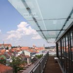 Penthouse Regensburg gebo-Punkthalter AK 70 kugelgelagerte ideal-gelenkige