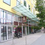 Hotel Adlon Vordach Rückseite Berlin gebo 1