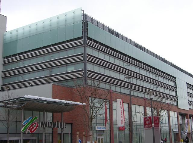 Walzmühle Ludwigshafen gebo Tellerhalter ST A 60  (