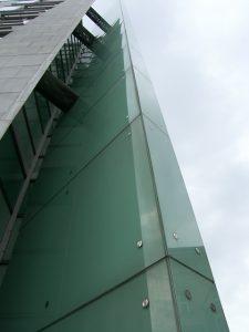 Glasturm Wilhelm-Ecke-Berendtstrasse Berlin gebo 1