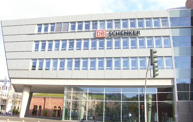 DB Cargo Mainz gebo Halter AK C S