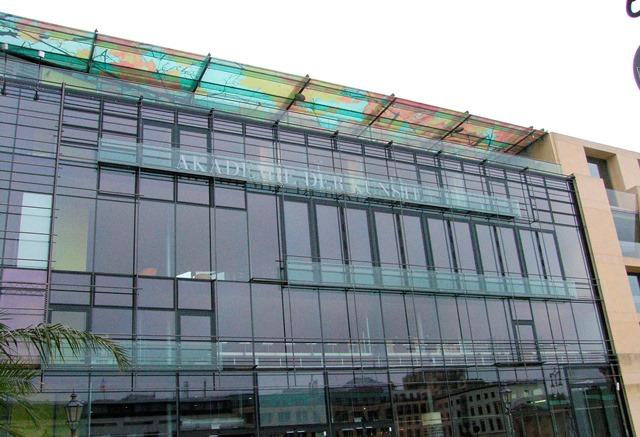 gebo ZK A Halter Akademie der Künste Berlin