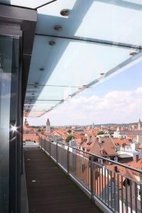 Penthouse Regensburg  gebo-Punkthalter AK 70 03