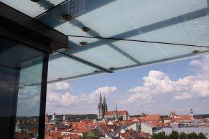Penthouse Regensburg gebo-Punkthalter AK 70 04