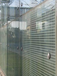 gebo PunkthalterAKA 70-Lärmschutzwände-Isarring-Effnerstraße München 5