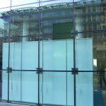 gebo Punkthalter Isolierglas CI 36/50 BayWa-Zentrale-München 3
