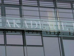 gebo ZK-Halter Akademie der Künste Berlin