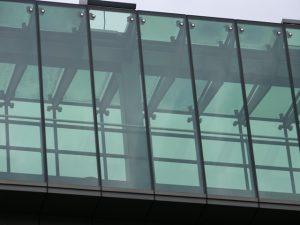 Glasbrücke Dorotheenblöcke Berlin 4