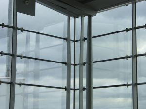 Flughafen-CGN gebo Glasplattenhalter