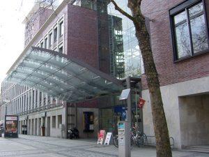 Stadthaus Dortmund gebo-Tellerhalter AK A 70
